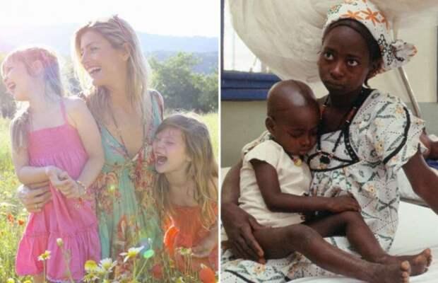 10 лучших и 10 худших стран для материнства