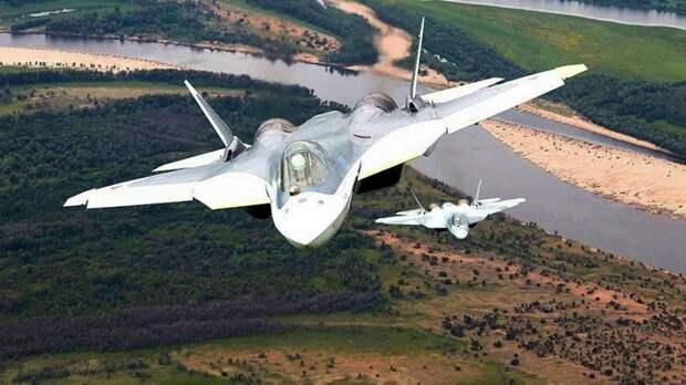18 тонн гордости в небе: Су-57 выходит в серию