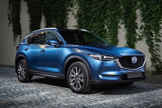 Говорим о недостатках Mazda с пробегом