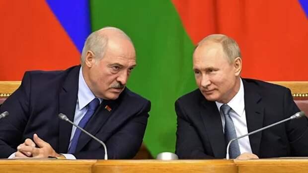В Кремле заявили о подготовке встречи Путина и Лукашенко в конце мая