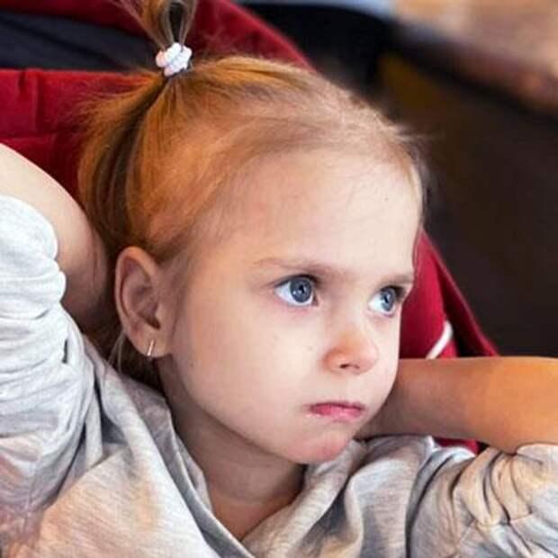 Варя Марухно, 6 лет, редкая генетическая мутация, эпилептическая энцефалопатия, требуется лекарство на год, 217696₽