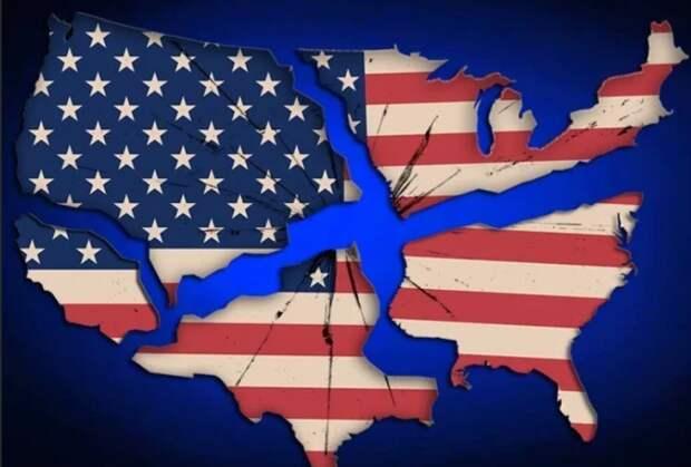 Голос Мордора: Разъединенные Штаты Америки