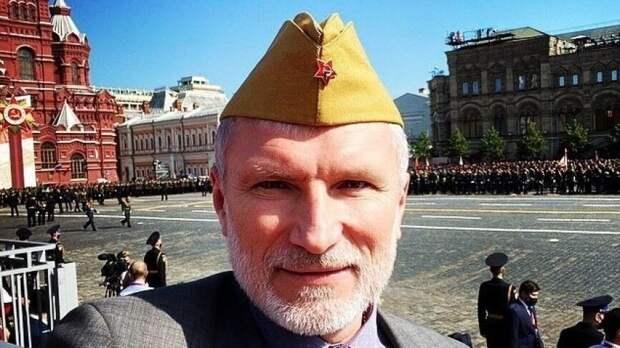 Председатель партии «Родина» Журавлев встретился с ветеранами под Тверью