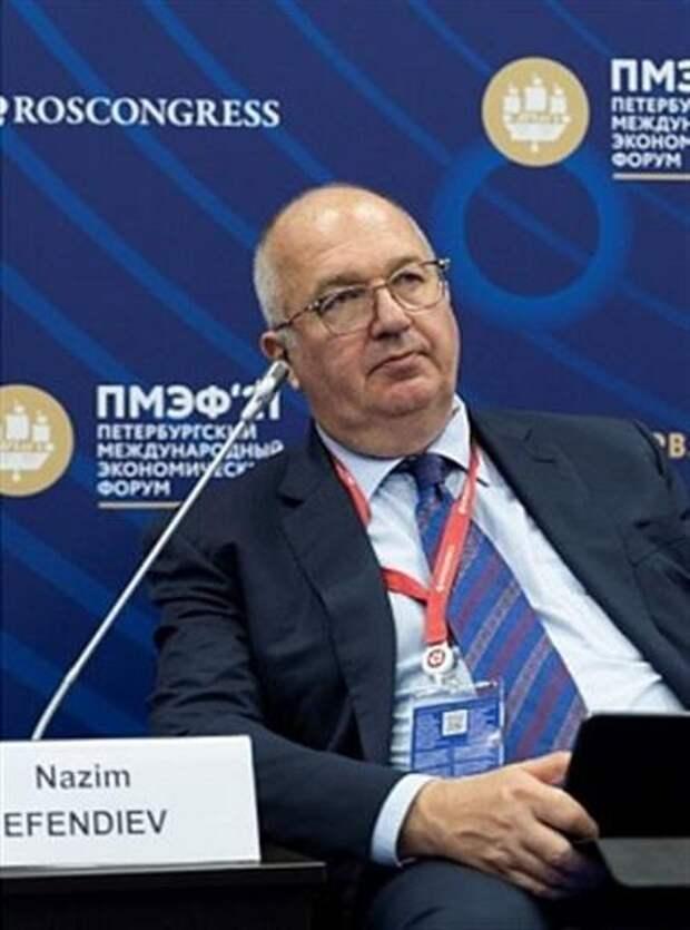 Назим Эфендиев