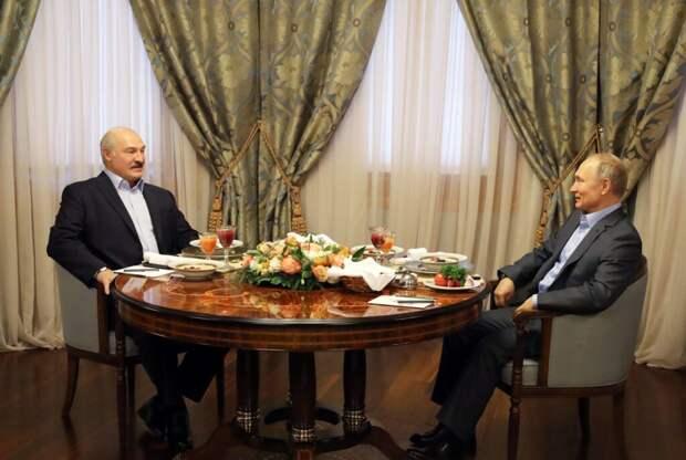 Россия получит щедрый бонус от Минска за протянутую руку помощи