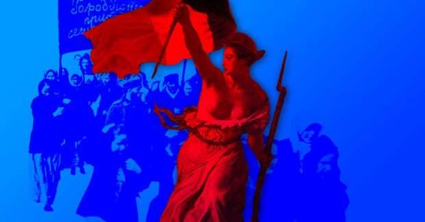 6 интересных фактов о том, как женщины устроили Февральскую революцию