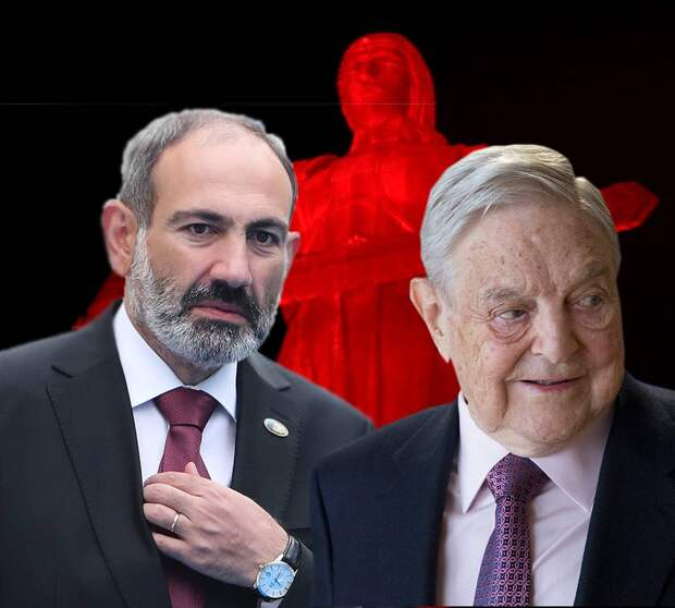 «Ляхи» не помогли Пашиняну: Армения восстала против друга Сороса и Байдена