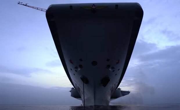Что с «Адмиралом Кузнецовым»: вести о ремонте единственного авианосца ВМФ РФ