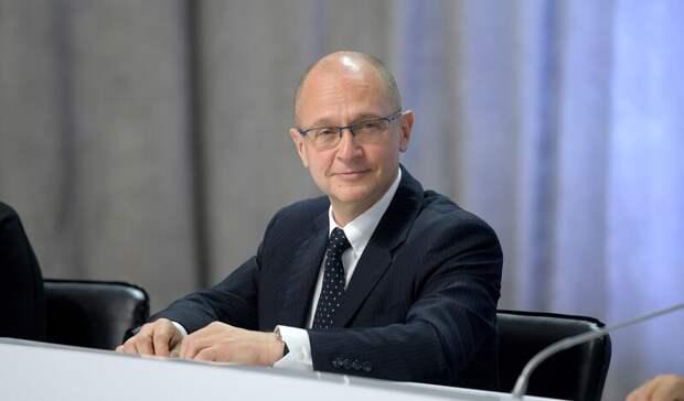 Кириенко: иностранные интернет-компании должны исполнять законы России