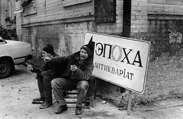Киев в фотографиях Александра Ранчукова
