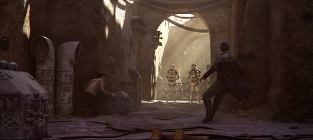 Эми Хенниг работает над приключенческой игрой с соавтором отмененной  Star Wars Ragtag