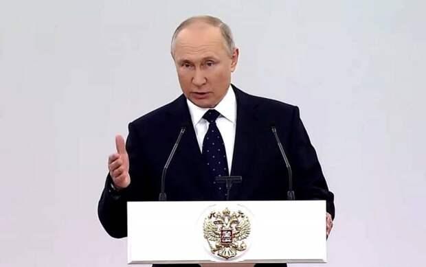 Немецкая пресса возмущена «истинным лицом Путина»