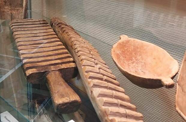 В Выхине-Жулебине покажут древние предметы крестьянского быта