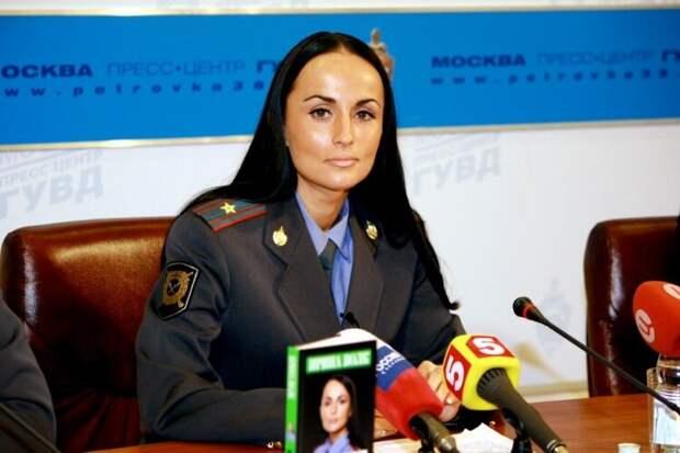 Юрий Лоза про генерала полиции Ирину Волк