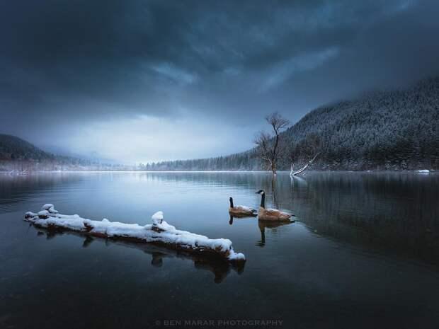 Красивая подборка пейзажных фотографий из разных мест мира