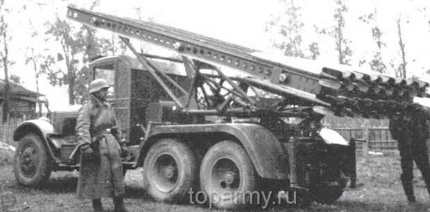 Боевое применение. 1941-1945, артиллерия, вов, война, катюша