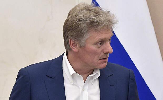 Песков прокомментировал идею о поддержке артистов в период пандемии