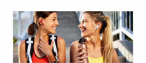 Самые доступные наушники Huawei с активным шумоподавлением Freebuds 4i получили новую функцию