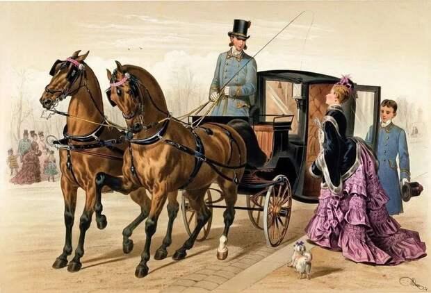 Выжить любой ценой: опасности, подстерегавшие на улицах Вены в начале 1820-х годов