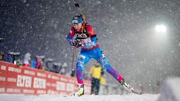 Павлова стала 6-й в индивидуальной гонке на этапе Кубка мира в Антхольце, Миронова — 7-я, Кайшева — 9-я