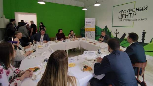 Единый региональный центр добровольчества появится в Петербурге