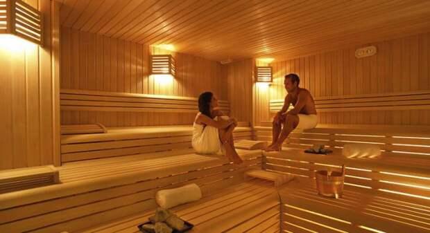 Польза банного отдыха
