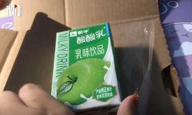 Китаянка заказала iPhone 12 Pro Max на официальном сайте Apple, а получила йогурт с яблочным вкусом