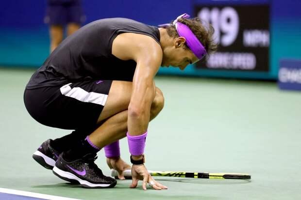 Надаль пропустит матч Испания — Австралия на ATP Cup