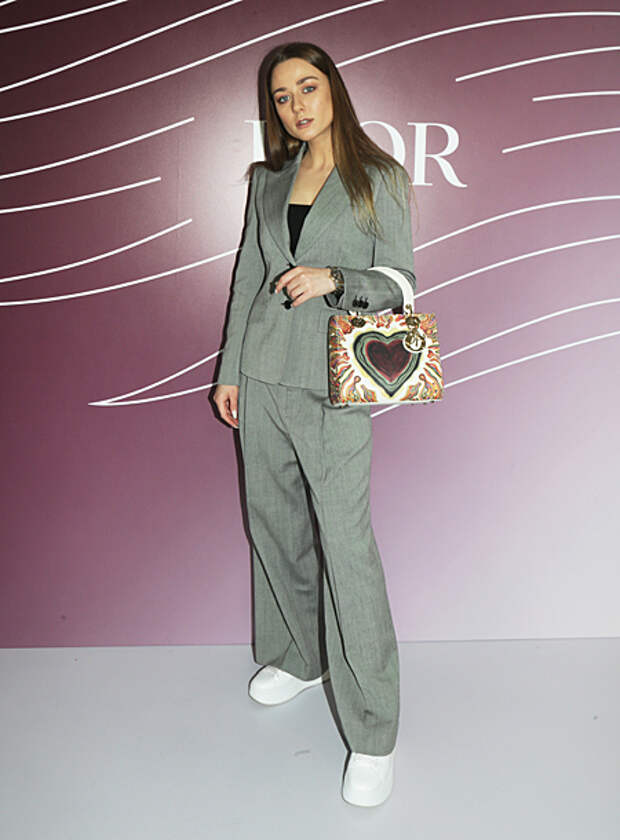 Сати Казанова, Ян Гэ, Марина Зудина и другие гости бранча Dior Beauty