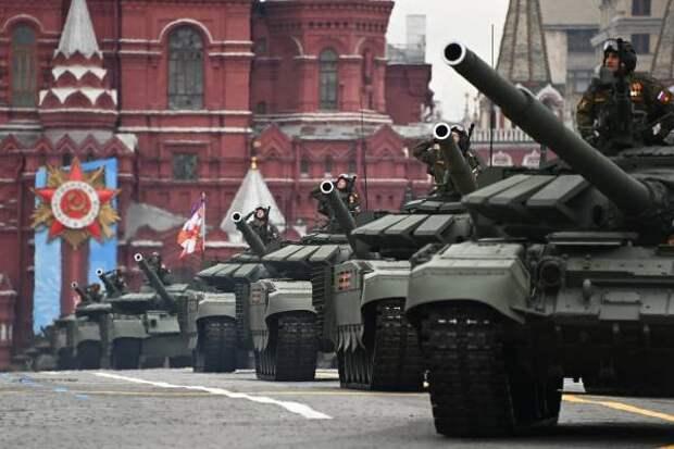 Галерея Победы. Самые яркие моменты парада на Красной площади