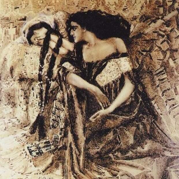 Во власти демонов: Что скрывают знаменитые картины Михаила Врубеля, созданные за шаг от безумия