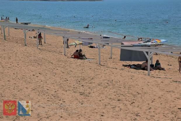 За пять лет в Севастополе «пропали» 16 пляжей