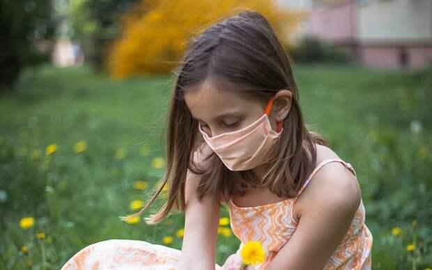 Эксперт рассказал об осложнениях у детей от COVID-19