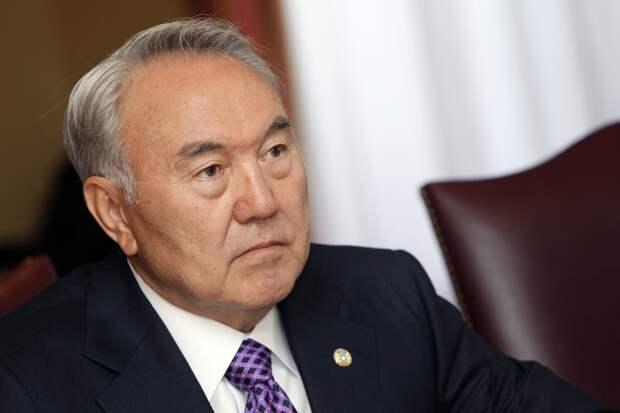 Назарбаев говорит о причинах распада Советского Союза