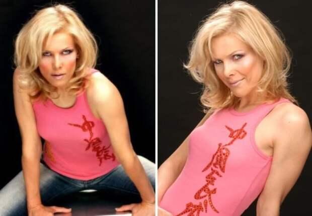 Популярная в 1980-х гг. немецкая певица Си Си Кетч | Фото: facecollection.ru