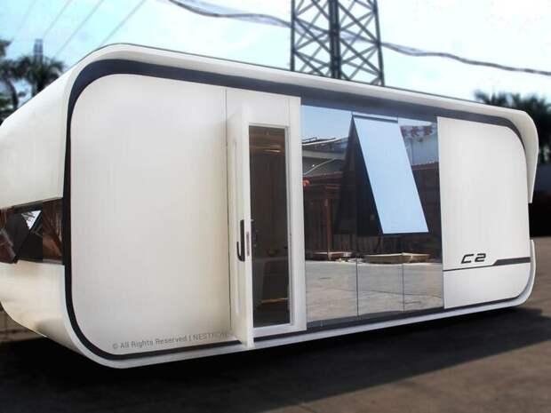 Как устроен малогабаритный умный дом Cube2 за52 тысячи долларов