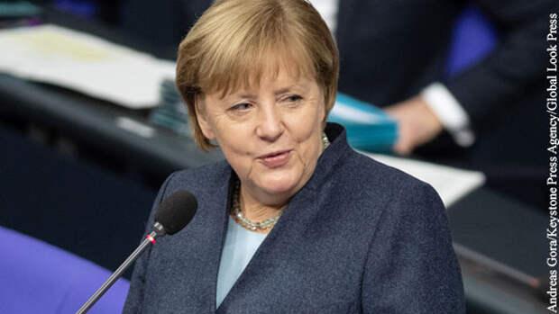 Меркель рассказала о связанной с Россией личной мечте