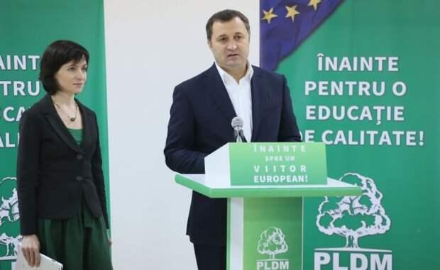 ВМолдавии забыли: проевропейская Санду— новая версия жуликов-либералов