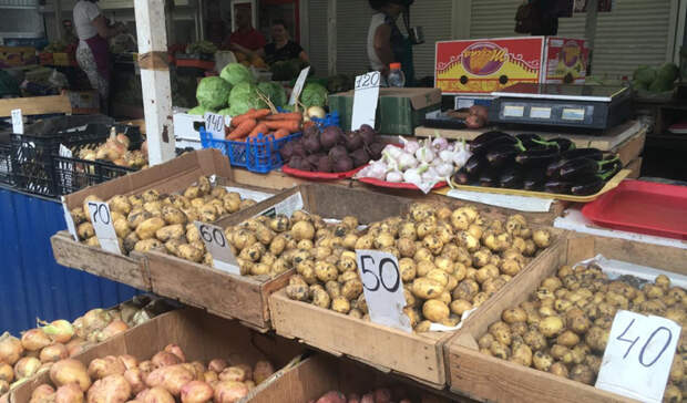 Власти Ростова-на-Дону зафиксировали резкий рост цен наморковь исвеклу
