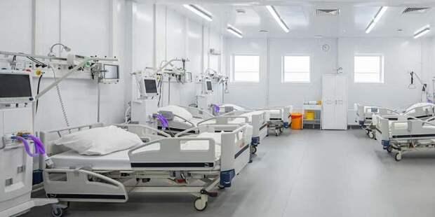 Столичные врачи ведут наблюдение за бывшими пациентами коронавирусных стационаров
