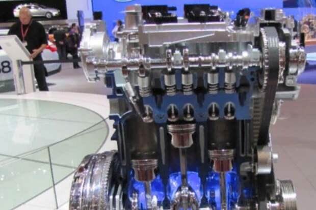 Миф о надежности трех циллиндровых моторов