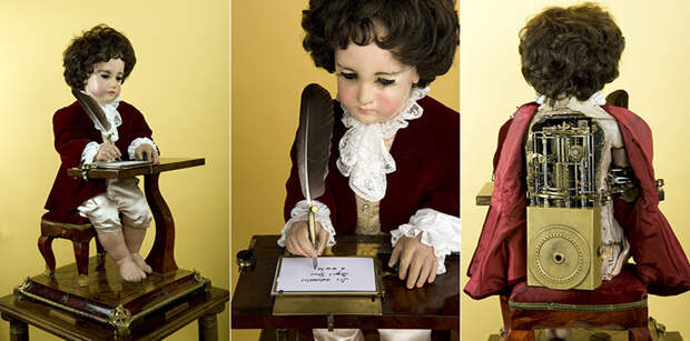 Кукла писец