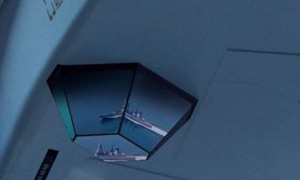 «Намёк понятен»: на Западе комментируют публикацию Ростеха с отражением британского эсминца в прицеле нового российского самолёта