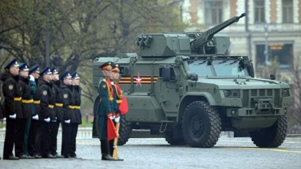 Военный эксперт перечислил образцы боевой техники, которыми удивил парад Победы в Москве