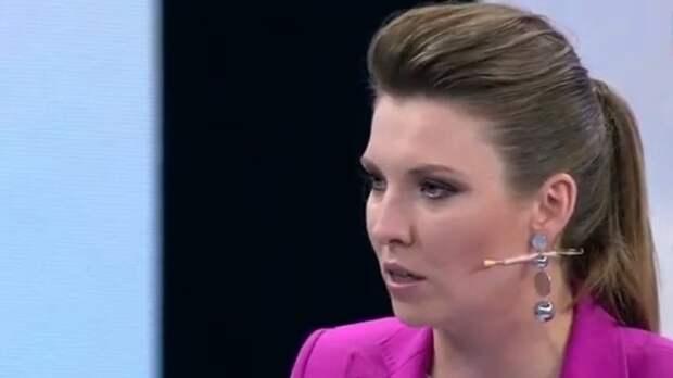 Скабеева высказалась о заявлении Зеленского про ничью в переговорах с Путиным