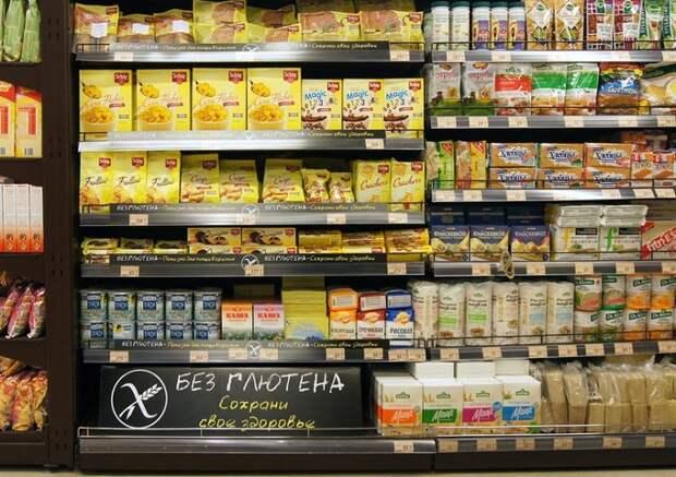 В глютене содержатся нужные организму аминокислоты. / Фото: fitbar.ru