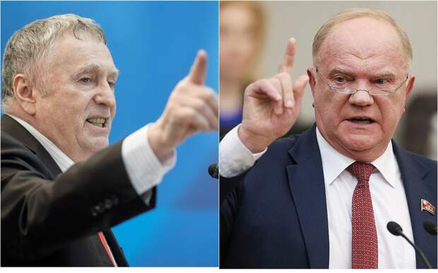 «Стариков нужно отпускать напокой»: что будет с лидерами КПРФ и ЛДПР