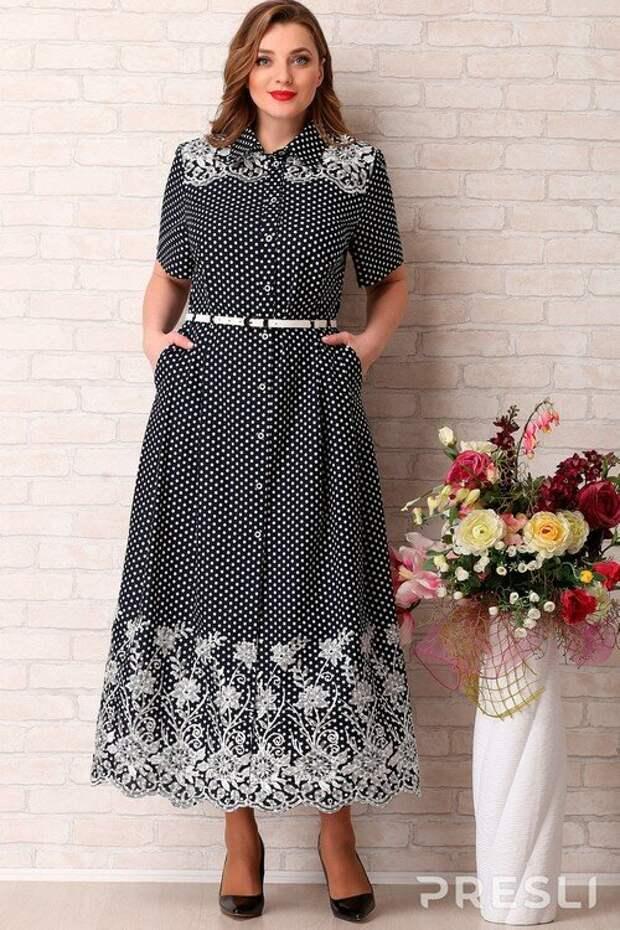 Как смотрится одно и тоже платье на женщинах разного возраста и комплекции (эксперимент)