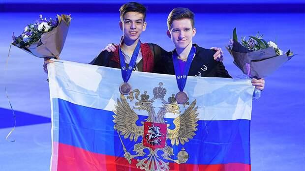 16-летний вундеркинд Мозалев стал лучшим вмире. УРоссии наюниорском ЧМпять медалей изшести
