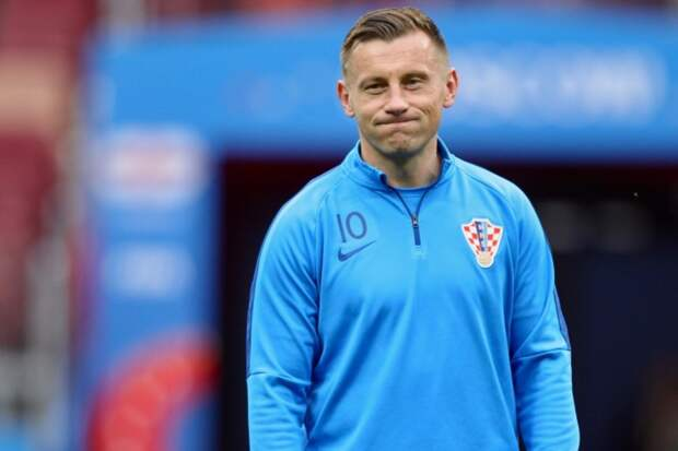 Олич войдет в тренерский штаб сборной Хорватии на время Евро-2020